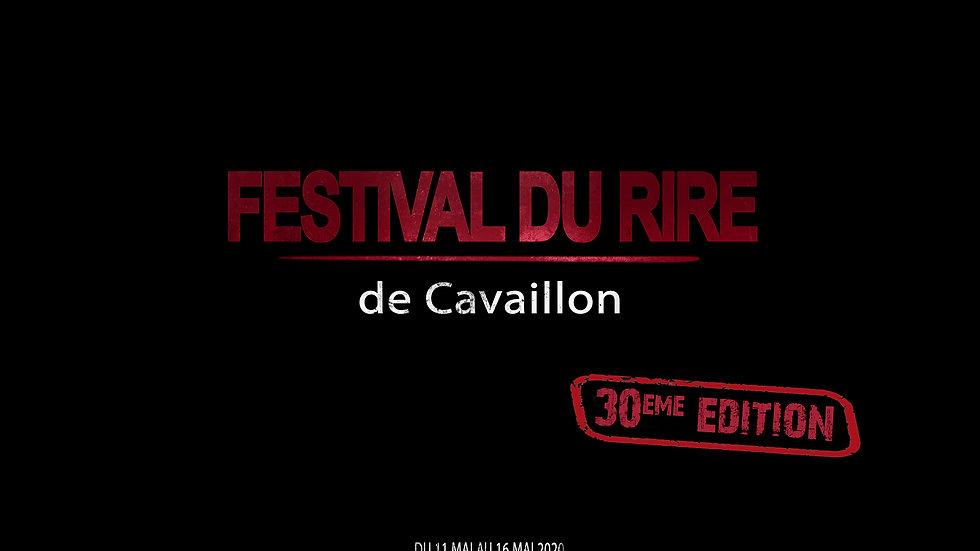 Festival du Rire de Cavaillon (2020)