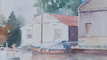 Stephen Broadbent Artist