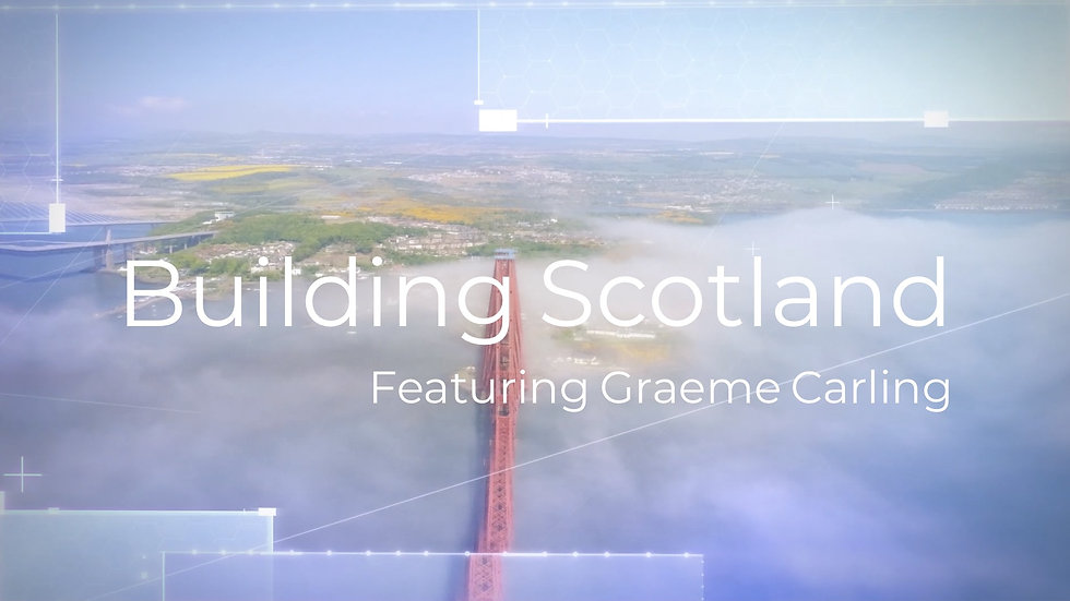 Building Scotland Featuring Graeme Carling