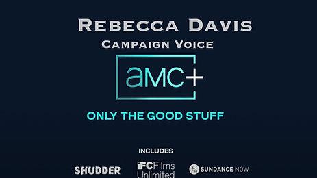 Rebecca Davis AMC Plus
