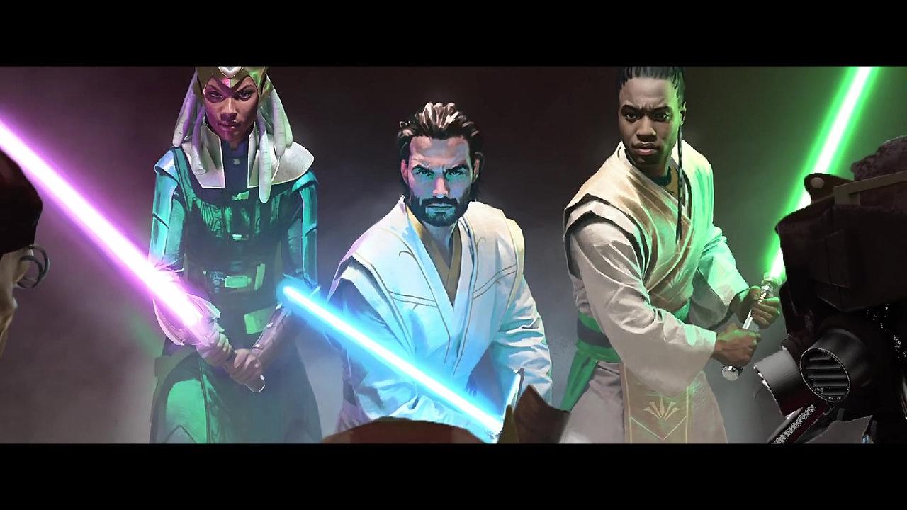 Star Wars The High Republic  Launch Trailer
