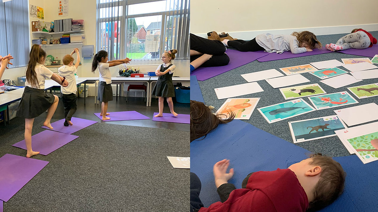 Yoga and Mindfulness as part of the Education Syllabus