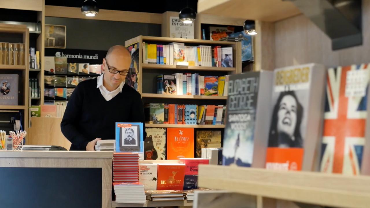 Librairie-Nouvelle