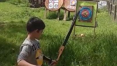 ירי במתחם גם לצעירים