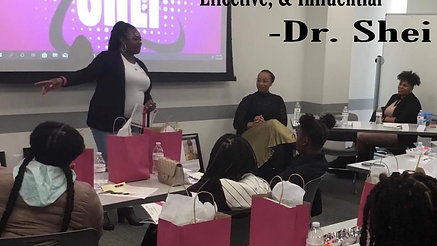 Dr. Ava Smith - Developing SHEI'S