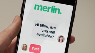 Merlin Jobs - Hire like Magic - Coffee Shop - TV commercial