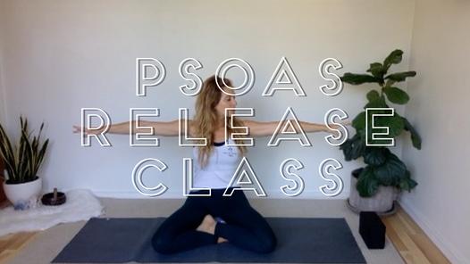Psoas Release Practice