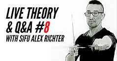 Discounted Subscription | Live Monthly Theory Class #8: Sifu Alex Richter