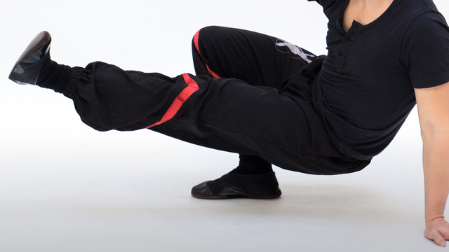 Martial Arts Movement for Wing Chun