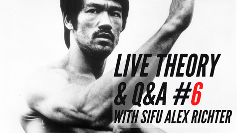 Discounted Subscription | Live Monthly Theory Class #6: Sifu Alex Richter