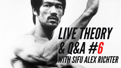 Live Monthly Theory Class #6: Sifu Alex Richter