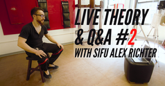 Discounted Subscription | Live Monthly Theory Class #2: Sifu Alex Richter