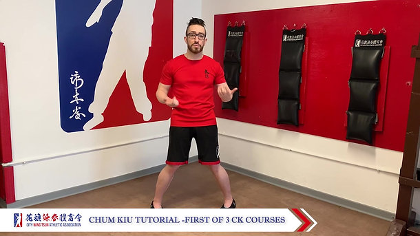 BUNDLED Chum Kiu Tutorial - Sifu Alex Richter