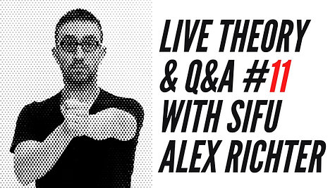 Discounted Subscription   Theory Q&A Class #11 Sifu Alex Richter
