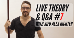 Discounted Subscription | Live Monthly Theory Class #7: Sifu Alex Richter