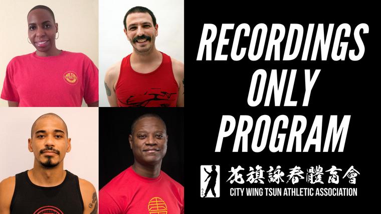 Recorded Videos Program