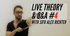 Discounted Subscription | Live Monthly Theory Class #4: Sifu Alex Richter