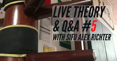 Discounted Subscription | Live Monthly Theory Class #5: Sifu Alex Richter