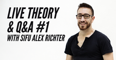 Discounted Subscription | Live Theory Monthly Class #1: Sifu Alex Richter