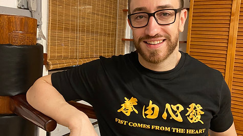 Monthly LIVE Theory Class & Q&A with Sifu Alex Richter