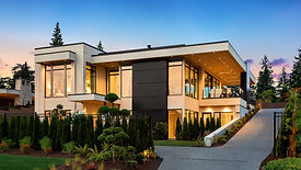 Modern Luxury in Clyde Hill, WA by Adam Leland Homes