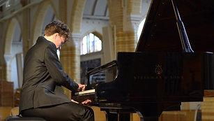 """F. Liszt: Années de Pèlerinage I S. 160- VI """"Vallée d'Obermann"""" (Simon Thielens)"""