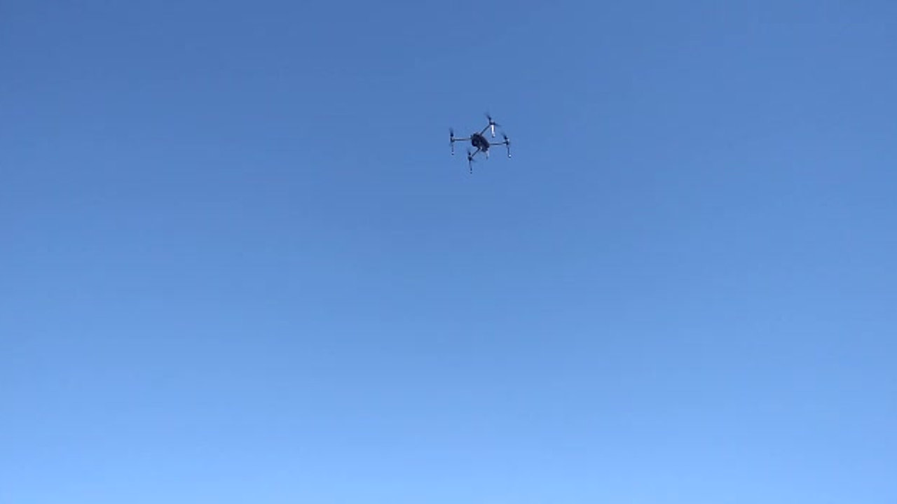 video dron