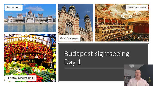 Hungary & Austria Webinar