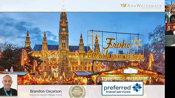 Webinar: Christmas Markets River Cruises