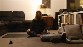 Yin Yoga (40m)