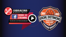 Social Distancing Basketball Challenge DAY 1live stream