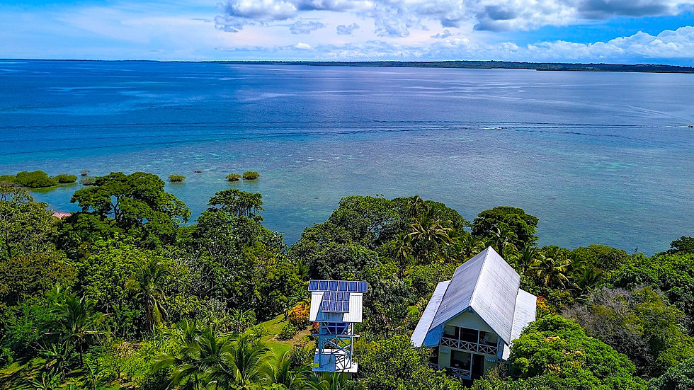 Titled Oceanfront Property in Bocas del Toro, Panama