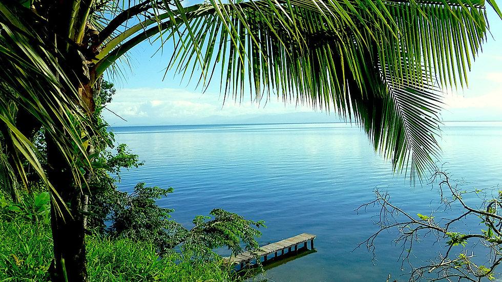 Large Titled Land on Popa Island