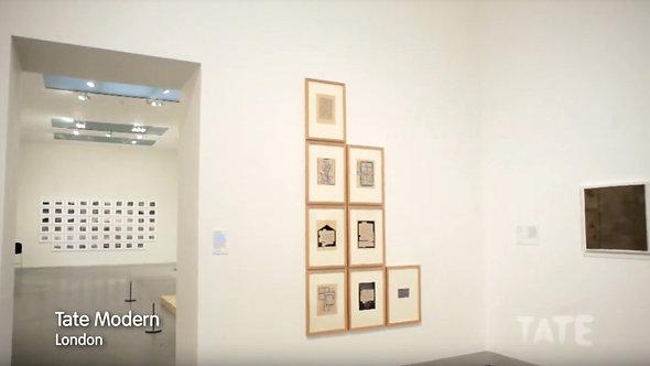 Zarina Hashmi Studio Visit
