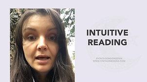 Silvia Intuitive Session