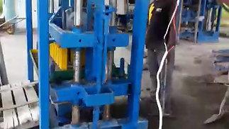 Bloquera Semi Industrial Concretos Urracà