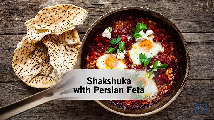 Shatshuka recipe.