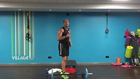 Tabata Strength with coach