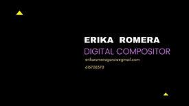 VFX compositor reel