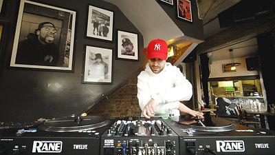 DJ Rasp Rane 72 challenge