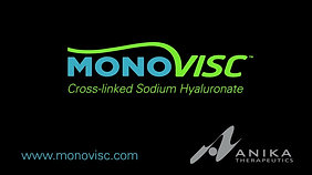 Monovisc - For relief of osteoarthritis