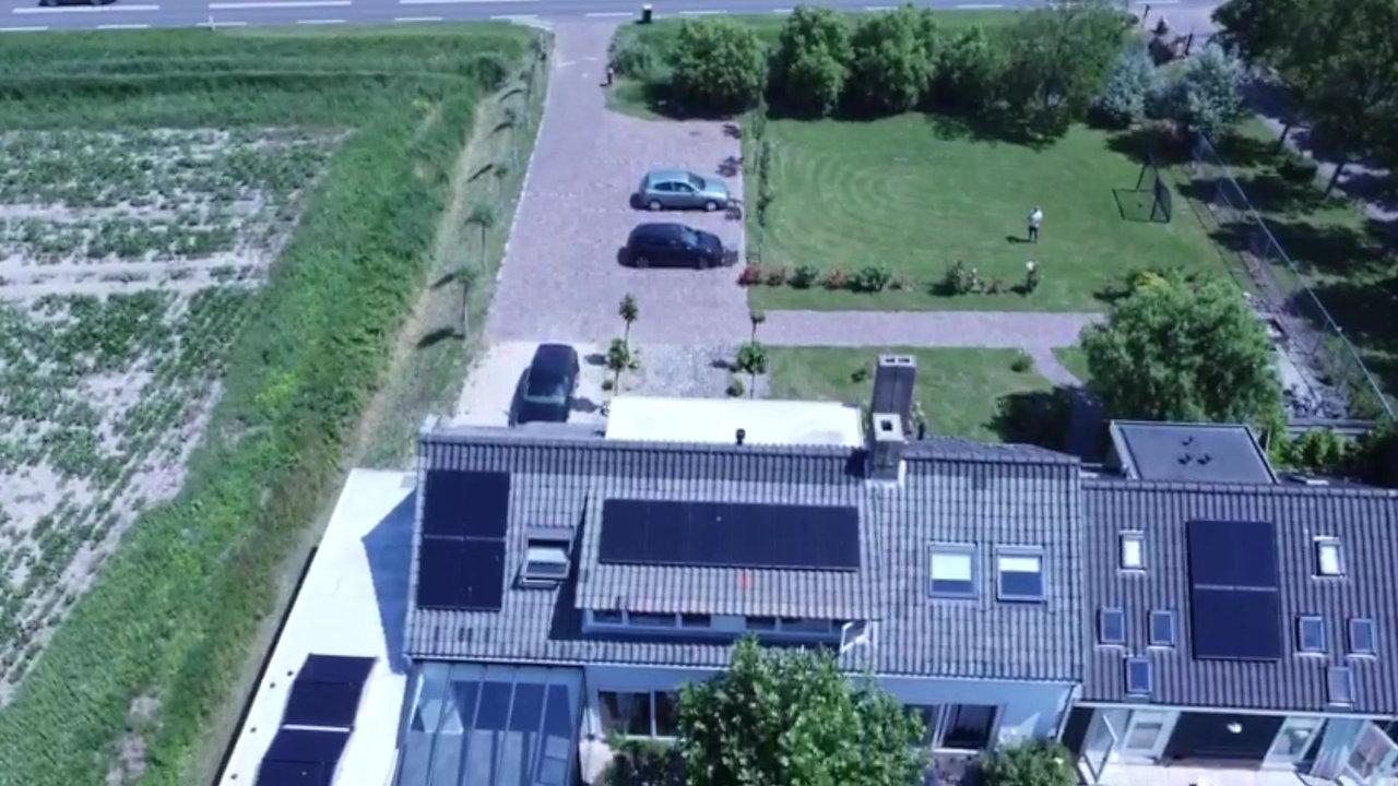 Drone Shots B&B Zeeland