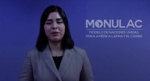 Bienvenida MONULAC
