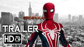 SPIDER-MAN 3- HOME RUN Trailer (2021) Tom Holland (Fan Made)