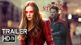 Doctor Strange in the Multiverse of Madness (2021) Trailer #2 - Benedict Cumberbatch (Fan Made)