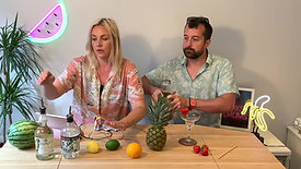 Dua Lipa Cocktail Mix