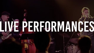 Live Performances | Buck Bowen