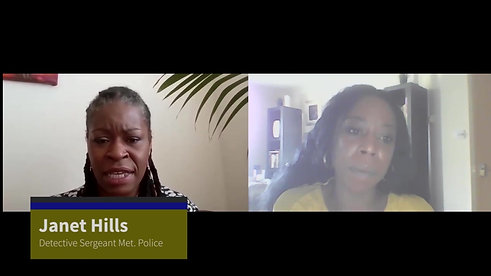 Marceline sneak preview interviews with black UK professionals & leaders