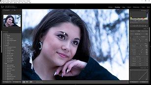 3.2. Light Room #3 Editing tutorial. Tips & Tricks on editing Portraits