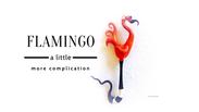 Demo 10 Animals 1 Complicated Flamingo